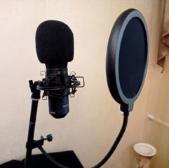 Продам конденсаторный микрофон