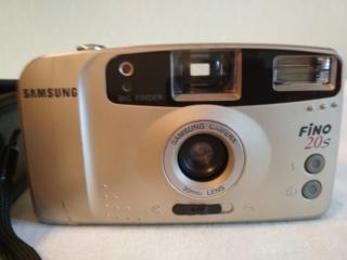 Фотоаппарат Samsung.