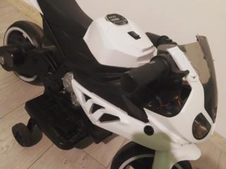 Детский мотоцикл в отличном состоянии