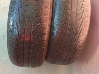 235/60 R17 Nokian и Bridgestone Зима комплект за 500 руб.
