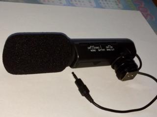 Продам микрофон - пушку PANASONIC VW-VMS2 в идеальном состоянии