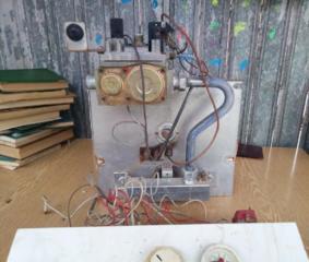 Продам аппаратуру газового котла КОЛВИ