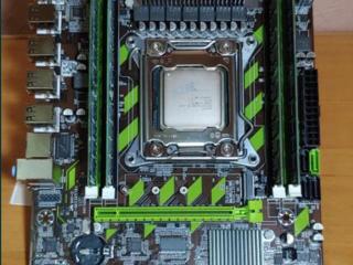 Игровой комплект Alzenit x79 Xeon E5-2640 16гб 170 $
