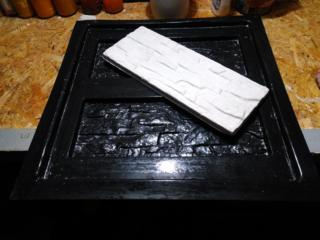 Продаю пластиковые формы для изготовления гипсовой декоративной плитки