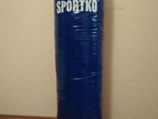 НОВЫЙ Боксерский мешок SPORTKO, ВОЗМОЖНА БЕСПЛАТНАЯ ДОСТАВКА по ПМР