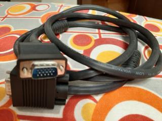 Продаётся VGA кабель новый - 45 рублей.