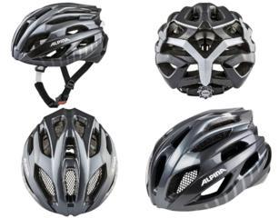 Новый шлем Alpina Fedaia, в упаковке.