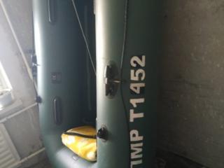 Продается 2х местная лодка ПВХ
