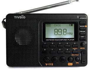 Dictofon. MP3.Retekess V 115. tr601.SANGEAN ATS-909X. XHDATA. Degen110
