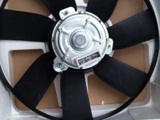 Новый вентилятор радиатора VW SEAT