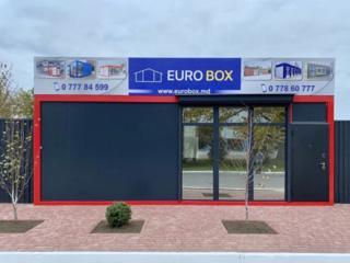 EUROBOX первый производитель модульных контейнеров в Приднестровье.
