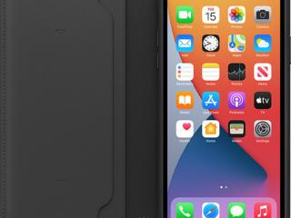 Apple Original iPhone 11 Pro Max Leather Folio /
