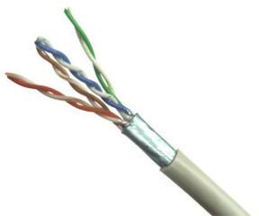 APC 24awg 4X2X1/0.50 STRANDED Cable UTP Cat.5E