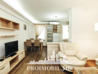 Spre chirie apartament în bloc nou, situat la etajul 2 din 5, Centru,
