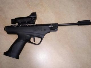 Пневматический пистолет Иж 53