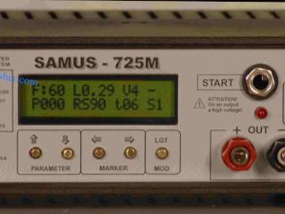 Samus 725 електроудочка