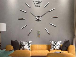 3D-часы настенные