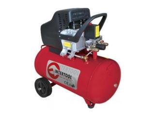 Компрессор 50 л, 1.5 кВт, 220 В, 8 атм