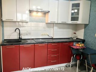 Блок на Балке пл. 34 кв. м., кухня, удобства, евроремонт, мебель, техника