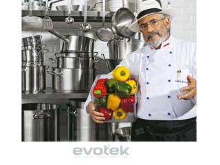 Echipamente profesionale pentru bucătărie restaurant, catering, cafe