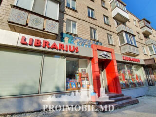 Spre chirie spațiu comercial, Centru, str. A. Pușkin, prima linie. ...