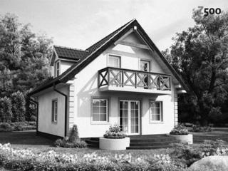 Дачные домики. Канадская технология. Финский проект