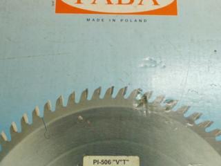 Дисковая пила FABA PI-506 D350 D30 Z108 GA