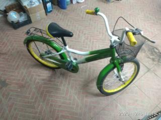 Se vinde o bicicleta