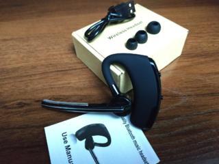 Bluetooth гарнитура для мобильного телефона