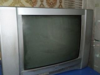 Телевизор JVC, SAMSUNG- 54см. Цена 250р. и др. б/у техника от 250р.