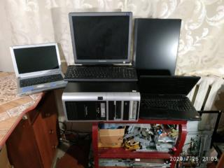 Ремонт мониторов, ноутбуков, компьютеров