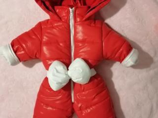 Продам новый детский комбинезон зимний, размер 80