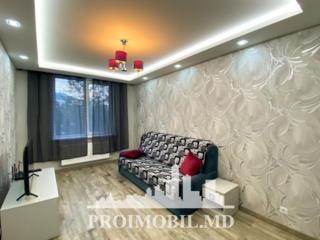 Spre chirie apartament în bloc nou, situat la etajul 1, Botanica, ...