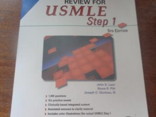 NMS Review for USMLE Step 1 by John S. Lazo PhD, Bruce R. Pitt PhD