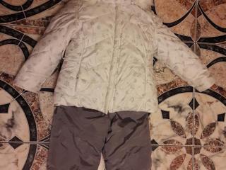 Зимний фирменный костюм