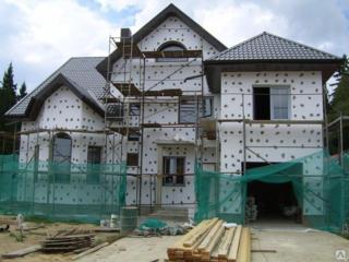 Фасадные(высотные) работы Утепление Шпаклёвка Покраска. Декор. штукат.