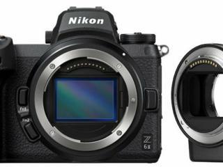 Nikon Z 6II + FTZ Adapter Kit / VOA060K002 /