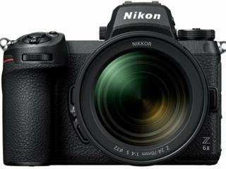 Nikon Z 6II + 24-70mm F4 Kit / VOA060K001 /