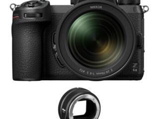 Nikon Z 6II + 24-70mm F4 + FTZ Adapter Kit / VOA060K003 /