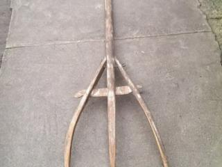 Вилы деревянные, раритет
