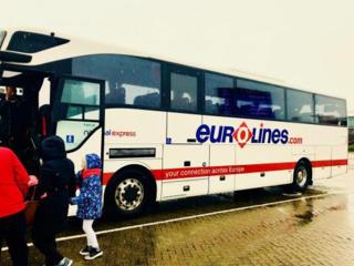 Transport pasageri Moldova - Polonia- Germania