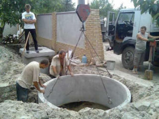 Копаем канализации! Траншеи сливные ямы септики! Работаем оперативно!