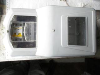 Коробка для установки электро счётчика.
