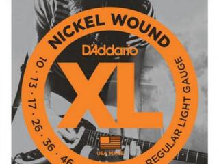Продам струны для электрогитары D'addario