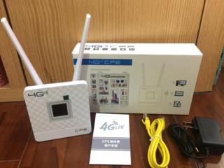 WiFi Роутер 4G LTE CPE903- по сим карте