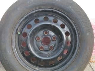 Продам зимние шины на дисках R16.