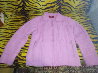 Куртка детская демисезонная на 8-10 лет б/у в хорошем состоянии 50 руб