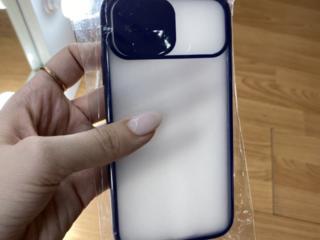 Абсолютно новый, в упаковке чехол со шторкой на iPhone 11 (6.1'').