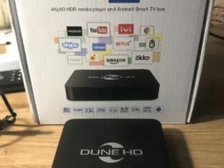 Продается Медиа плеер Dune HD Neo 4K (ТОРГ)