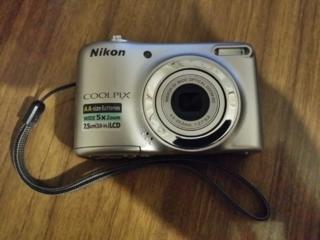 Продам цифровой фотоаппарат Nikon Coolpix L25